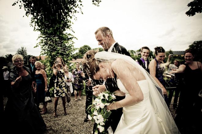 Det er vigtigt at planlægge et bryllup