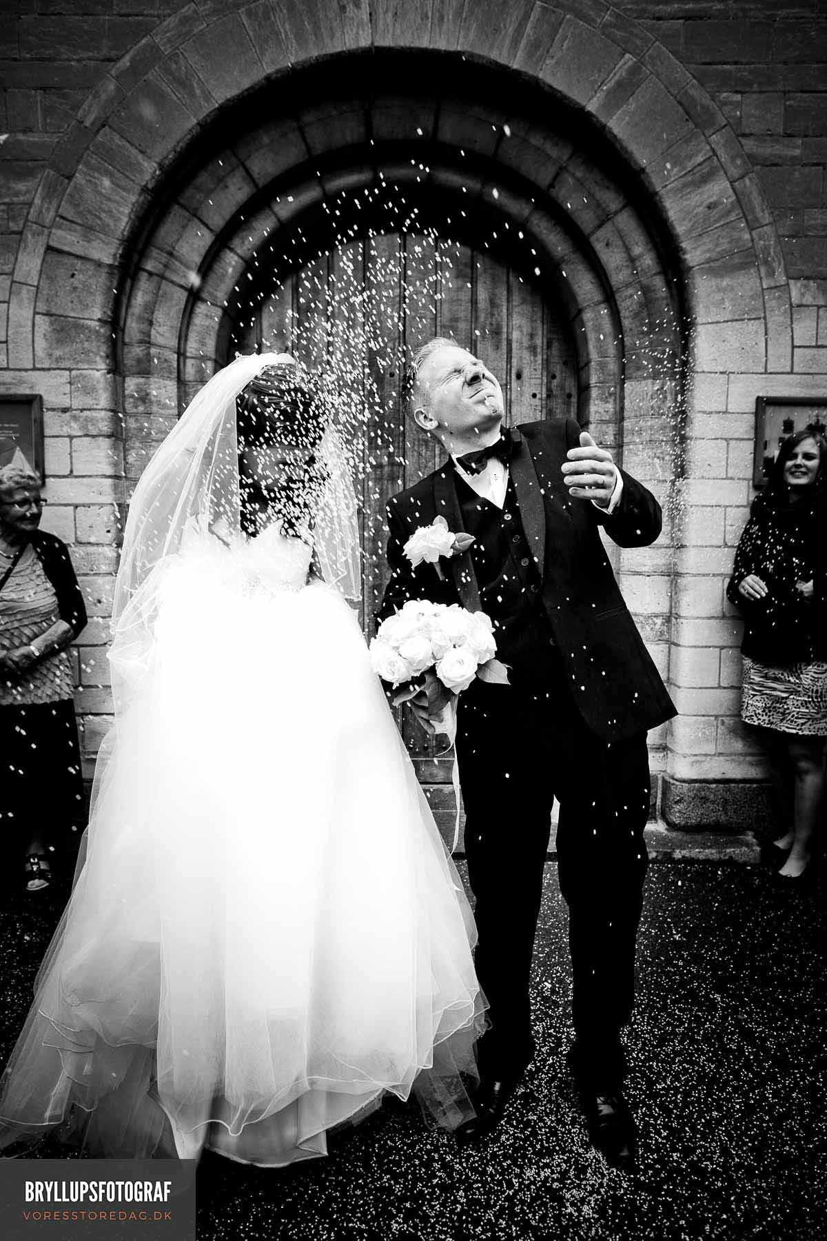 Fantastisk dygtig og professionel fotograf med fokus på bryllup