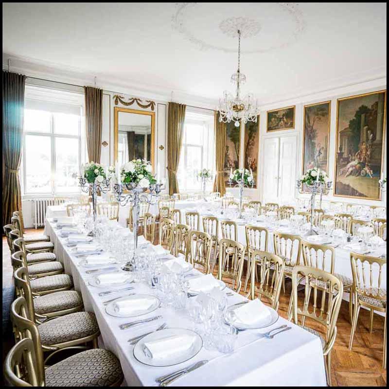 lykkesholm slot bryllup